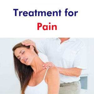 Treatment for pain