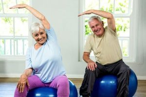 Physiotherapy for Elderly