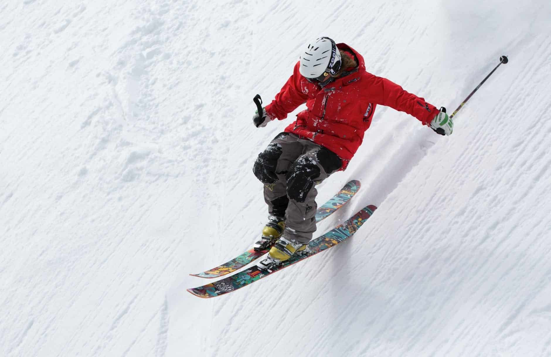skiing sports injury